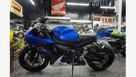 2014 Suzuki GSX-R600 for sale 200704914