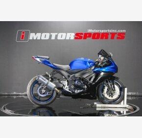 2014 Suzuki GSX-R600 for sale 200708687