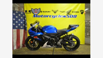 2014 Suzuki GSX-R600 for sale 200755538