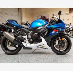 2014 Suzuki GSX-R600 for sale 200813796