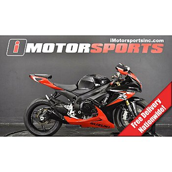 2014 Suzuki GSX-R750 for sale 200703924