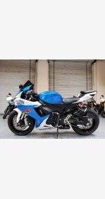 2014 Suzuki GSX-R750 for sale 200627899
