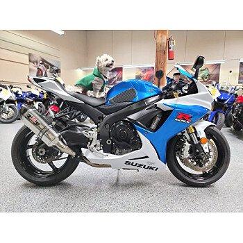 2014 Suzuki GSX-R750 for sale 201117906