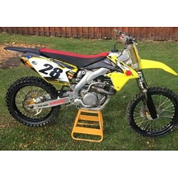 2014 Suzuki RM-Z450 for sale 200522626