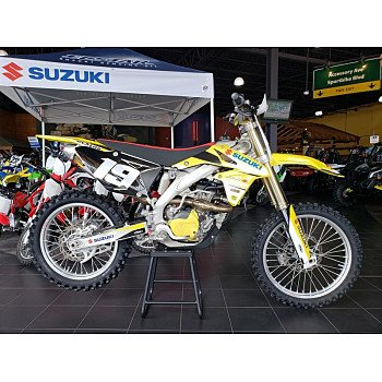 2014 Suzuki RM-Z450 for sale 200807711