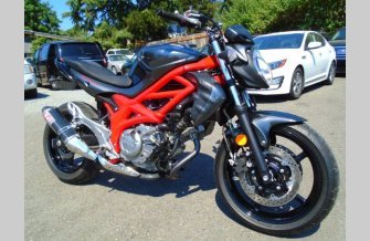 2014 Suzuki SFV650 for sale 201112343