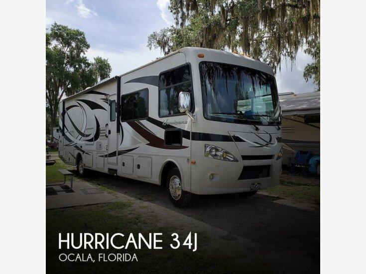 2014 Thor Hurricane 34J for sale 300314283