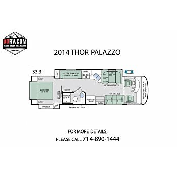 2014 Thor Palazzo for sale 300180743