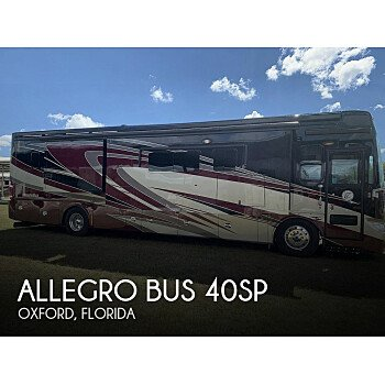 2014 Tiffin Allegro Bus for sale 300202832