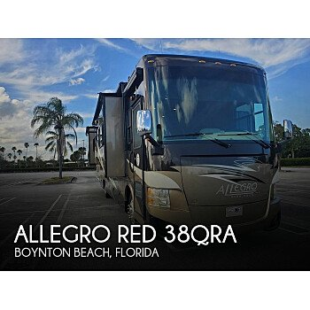 2014 Tiffin Allegro Red for sale 300280671