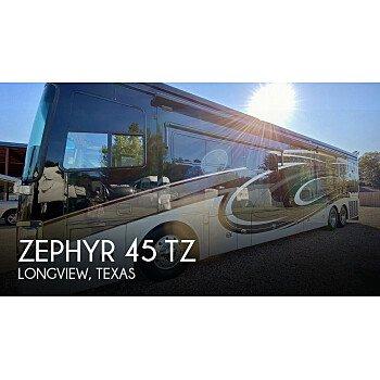 2014 Tiffin Zephyr for sale 300203215