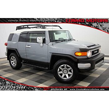 2014 Toyota FJ Cruiser 4WD for sale 101182436