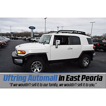2014 Toyota FJ Cruiser 4WD for sale 101243319
