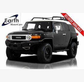 2014 Toyota FJ Cruiser for sale 101401189