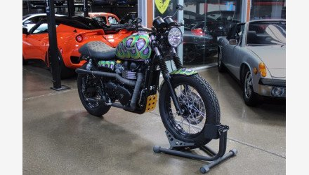 2014 Triumph Scrambler for sale 201001445
