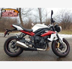 2014 Triumph Street Triple for sale 200668589