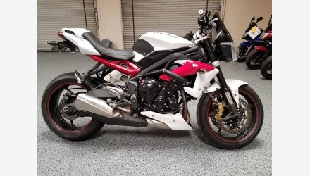 2014 Triumph Street Triple for sale 200707169