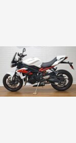 2014 Triumph Street Triple for sale 200945301