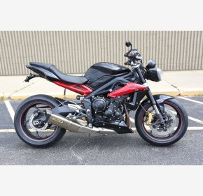 2014 Triumph Street Triple for sale 200951272