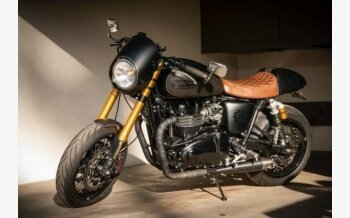 2014 Triumph Thruxton for sale 200569401