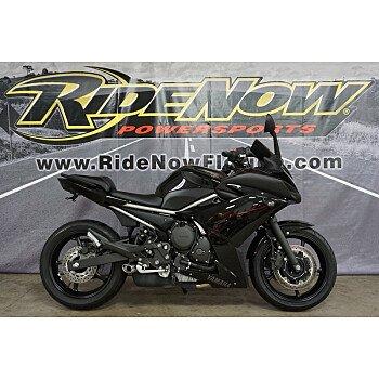 2014 Yamaha FZ6R for sale 200570102