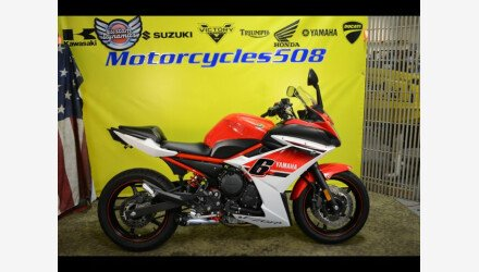 2014 Yamaha FZ6R for sale 200728431