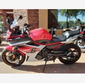 2014 Yamaha FZ6R for sale 201003277