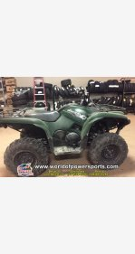 2014 Yamaha Grizzly 550 for sale 200702537