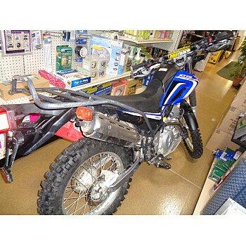 2014 Yamaha XT250 for sale 200713342