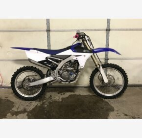 2014 Yamaha YZ250F for sale 200550182