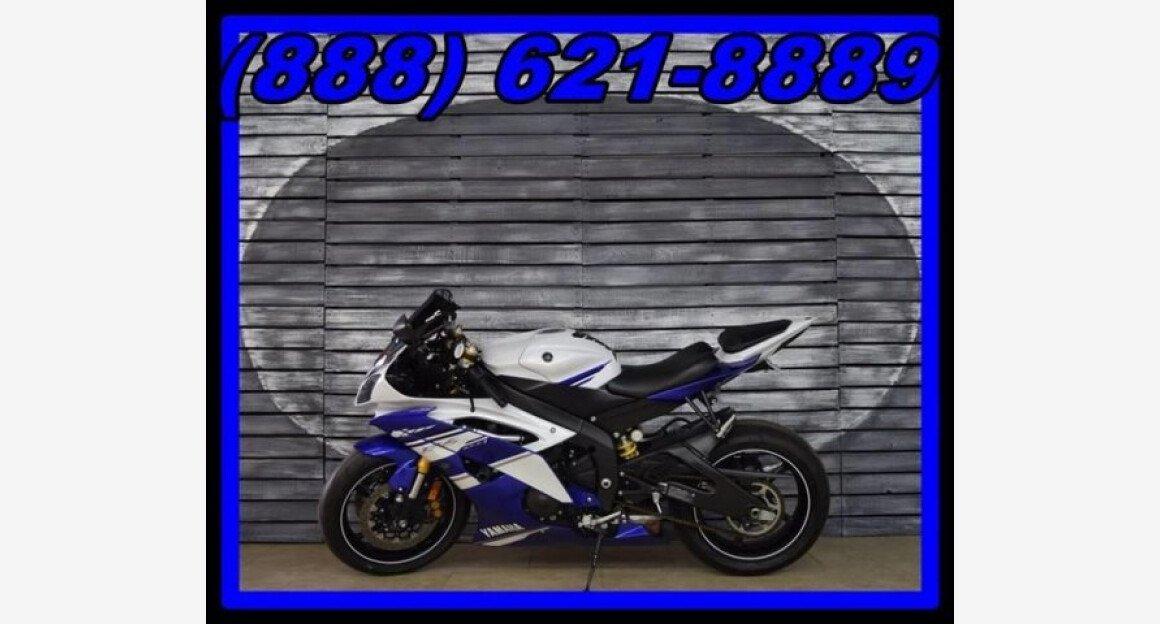 2014 Yamaha YZF-R6 for sale 200564090