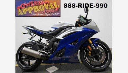2014 Yamaha YZF-R6 for sale 200668391