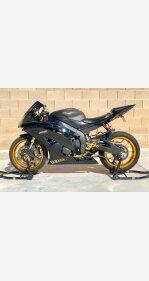 2014 Yamaha YZF-R6 for sale 200700656