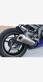 2014 Yamaha YZF-R6 for sale 200713864