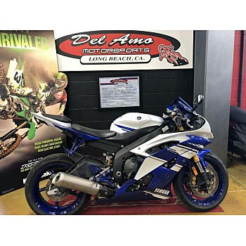 2014 Yamaha YZF-R6 for sale 200714216