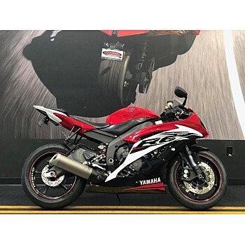 2014 Yamaha YZF-R6 for sale 200758034