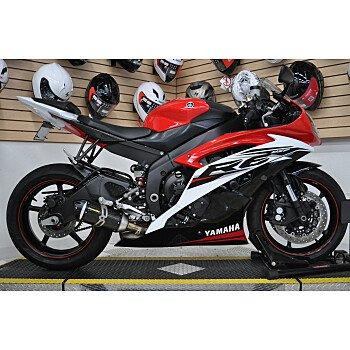 2014 Yamaha YZF-R6 for sale 200862119