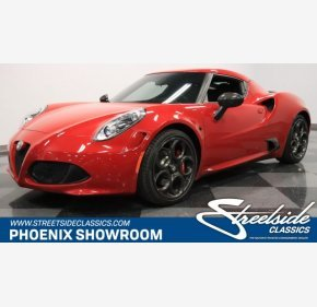 2015 Alfa Romeo 4C Launch Edition Coupe for sale 101108118