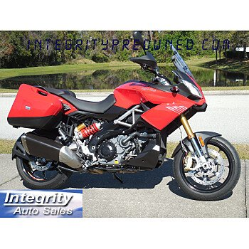 2015 Aprilia Caponord 1200 ABS Travel for sale 200701039