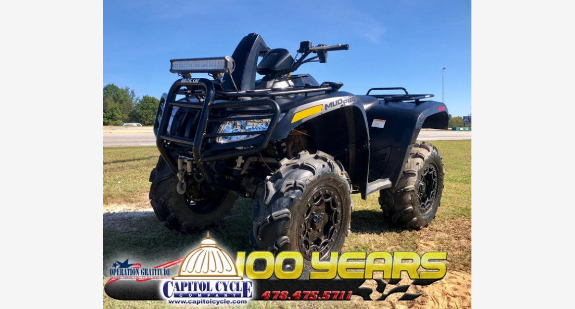 2015 Arctic Cat MudPro 700 for sale 200660146