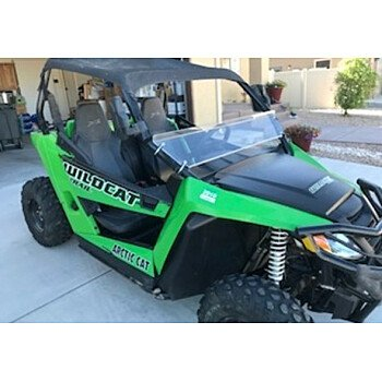 2015 Arctic Cat Wildcat 700 for sale 200580895
