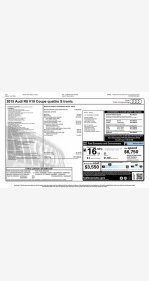 2015 Audi R8 for sale 101483846