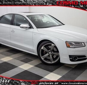 2015 Audi S8 for sale 101461709