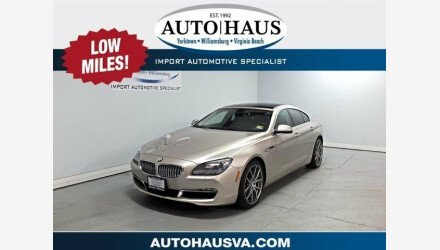 2015 BMW 650i Gran Coupe for sale 101069889