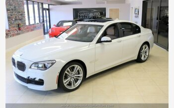 2015 BMW 750i for sale 101300837
