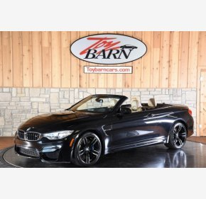 2015 BMW M4 Convertible for sale 101038924