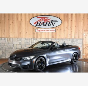 2015 BMW M4 Convertible for sale 101044923