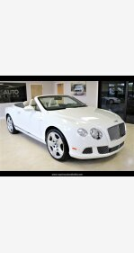 2015 Bentley Continental GT Convertible for sale 101061240