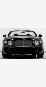 2015 Bentley Continental GT Convertible for sale 101144191