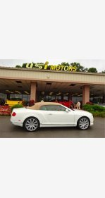 2015 Bentley Continental GT Convertible for sale 101183257